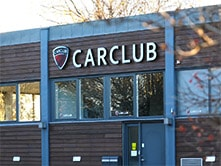 Carclubs hovedbygning i København