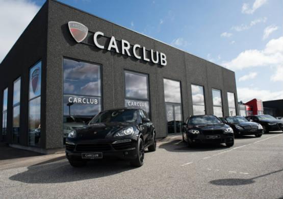 Besøg Carclubs showrooms i Kolding, Herning eller Gentofte og se udvalget af brugte leasing biler