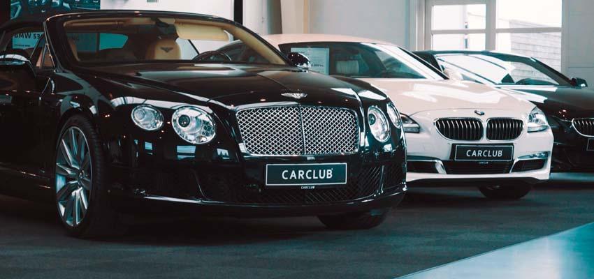 leasing af luksusbiler
