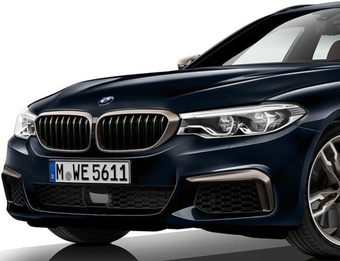 BMW M550D Xdrive touring fra 2018