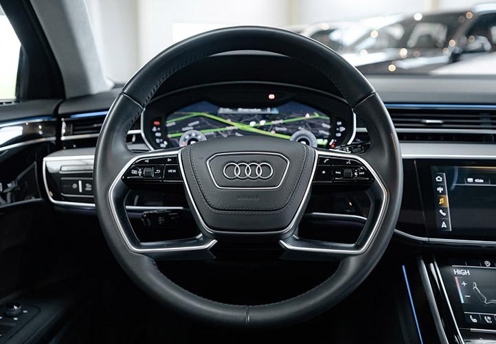 Audi A8 46 til flexleasing