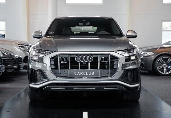Audi SQ8 luksusbil