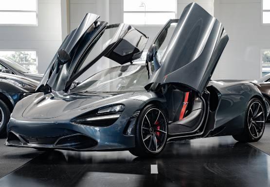 McLaren 720s hyperbil