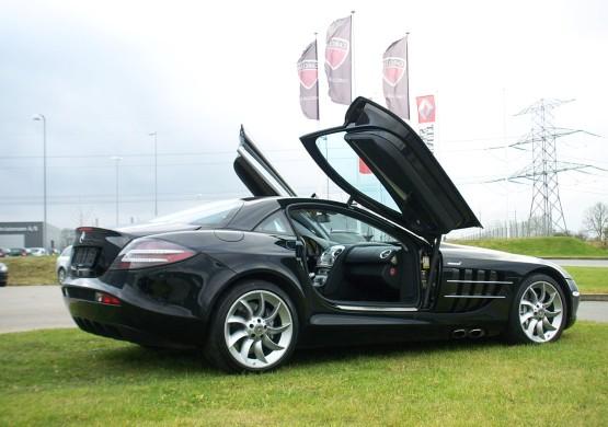 Mercedes bil til leasing hos Carclub