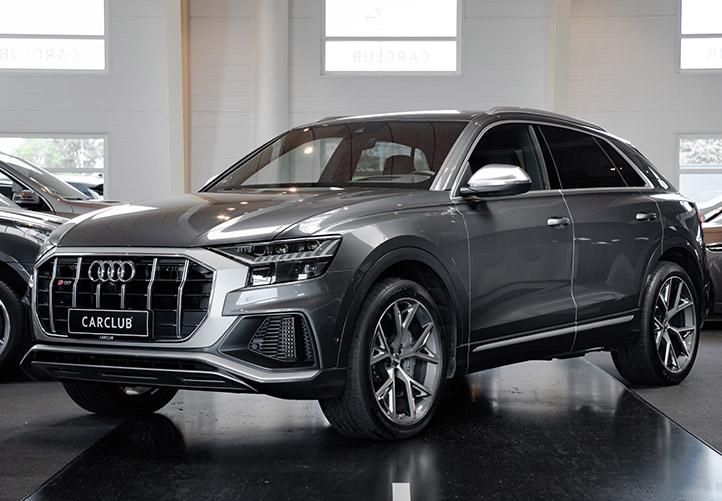 Audi SQ8 til splitleasing