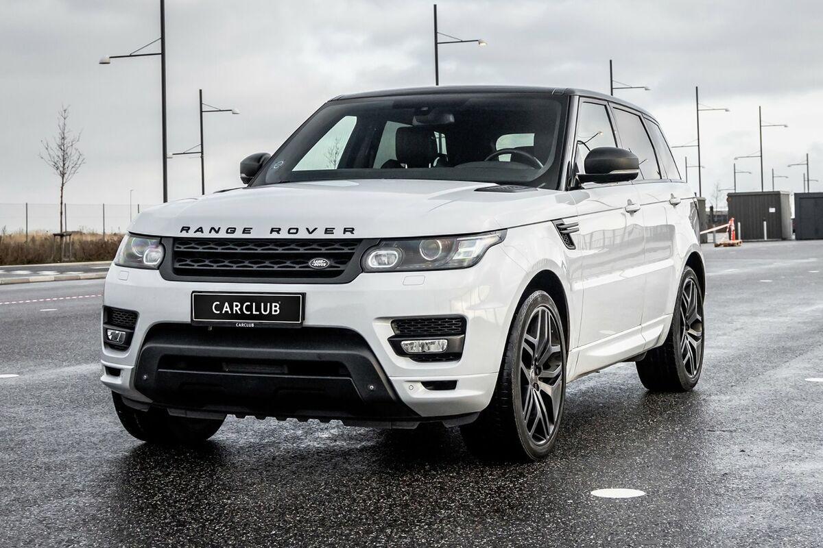 Land Rover Range Rover fra Carclub